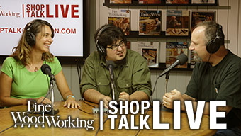 Shop Talk Live Podcast