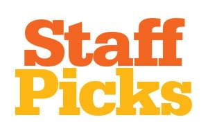 Staff Picks Blog