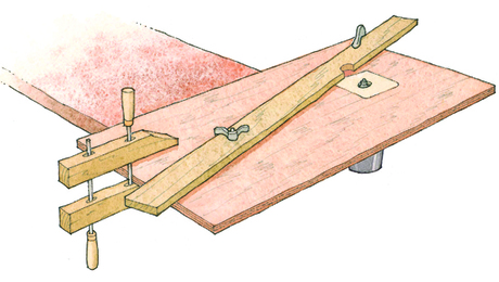easy benchtop router table plans