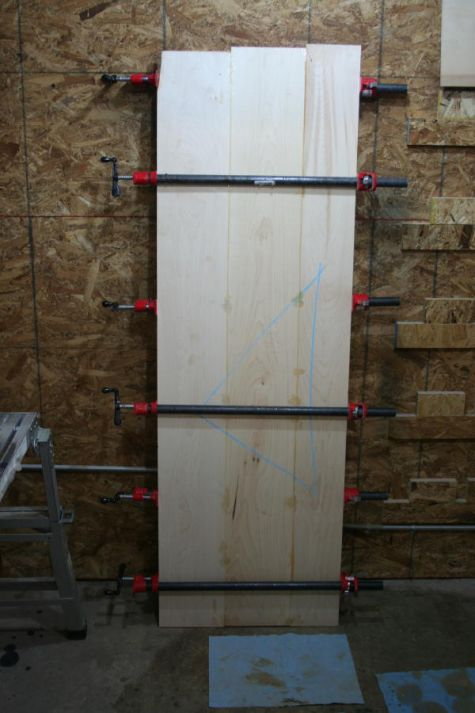 Big Panel Glue Up