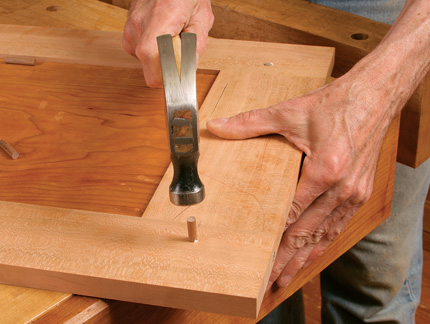 Avoid Twisted Doors In Your Furniture Projects Finewoodworking
