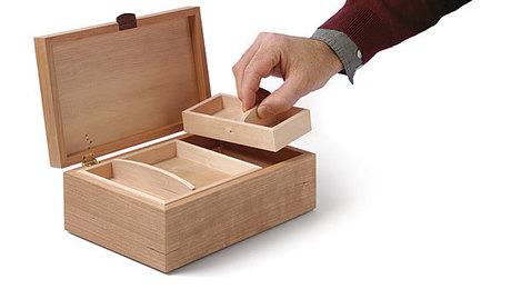 Perfect Mitered Box