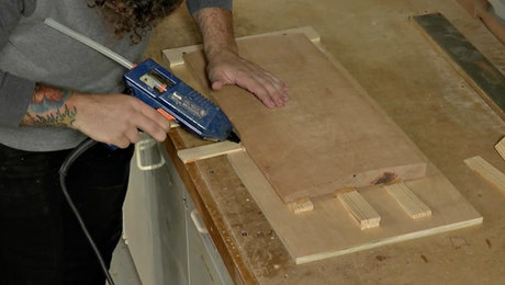 simple planer sled