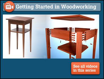 Getting Started In Woodworking Season Three Build A Walnut