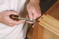 Crown Butt Chisel