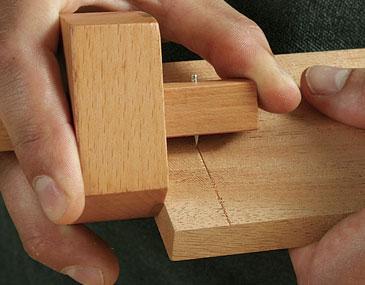 Pin Gauges vs. Slicing Gauges