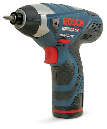 Compact Impact Driver from Bosch