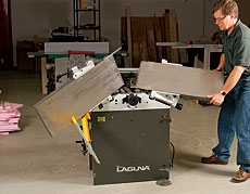 Laguna Jointer-Planer Combo Machine