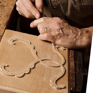 Applied carving