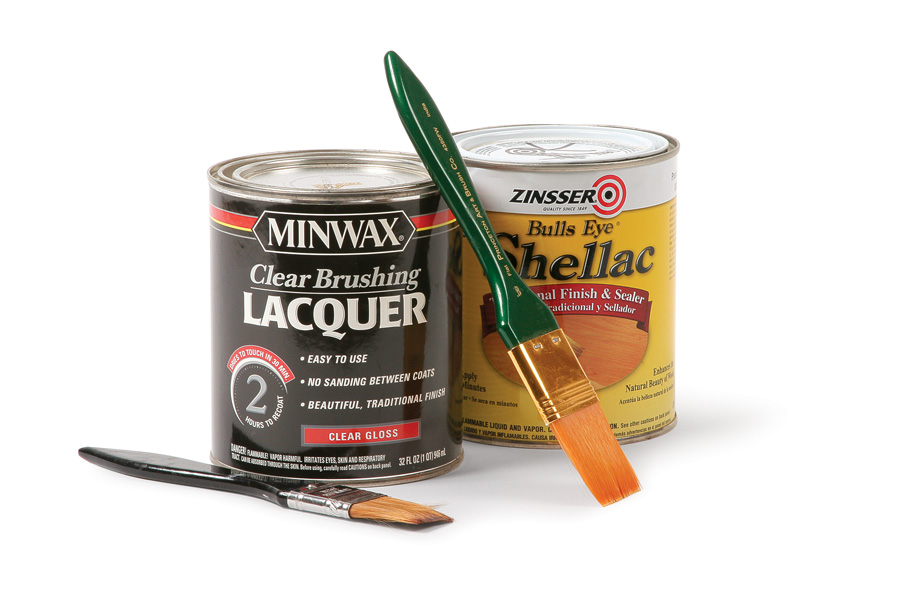What Is Lacquer >> How To Maintain Your Finish Brush Finewoodworking