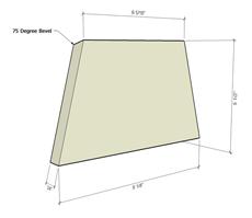classic sawhorse plans cad model braces