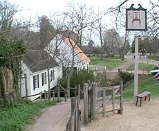 Colonial Williamsburg Trade Shops