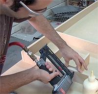 torsion box assembly table