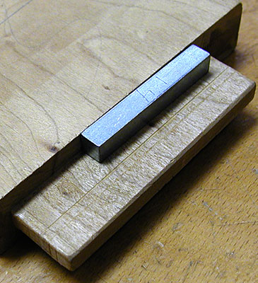 Keyway Keys for joinery layout woodworking gifts