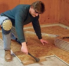 Wood Composite Tiles