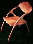 David Petersen's chair