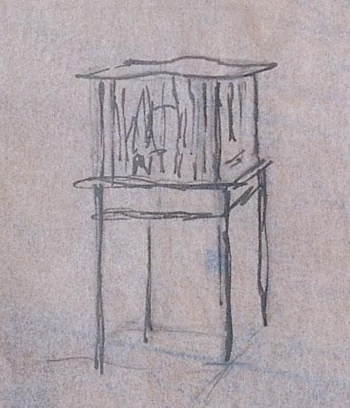 A Krenov Sketch