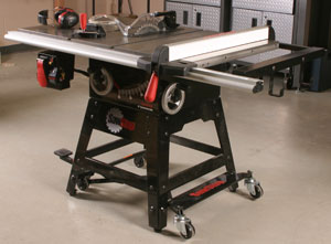 sawstop contractor's saw