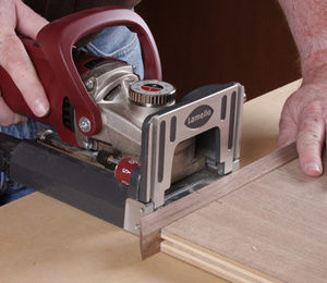 Biscuit joinery best practices; biscuit joint tips and tricks