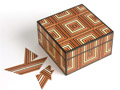 Veneered Boxes with a Twist