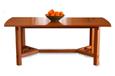 Hayrake dining table