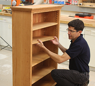 Fine Woodworking Bookshelf Plans | Search Results | Woodworking | Page ...