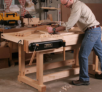 Matt's Monster Workbench