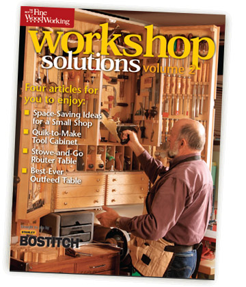 fine woodworking tips