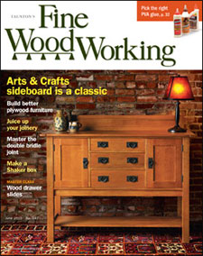 fine woodworking subscription