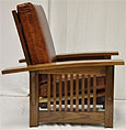 Bow Arm Morris Chair Fine Woodworking